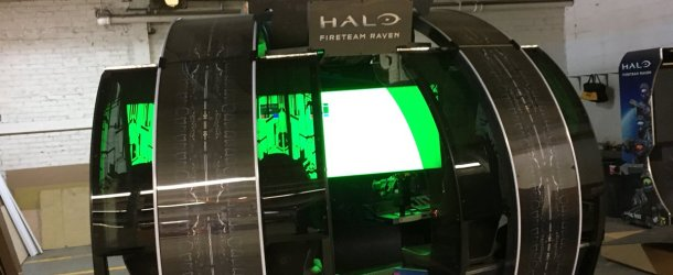 Newsbytes: Halo Fireteam Raven Cabinet; Strania EX & M2 Join Exa; ColorDMD Updates & More