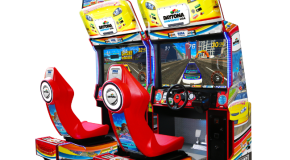Sega Amusements Releases Daytona Championship USA Standard Version