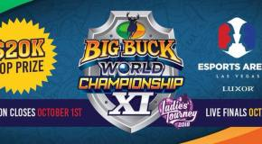 Big Buck World Championship XI Details; Big Buck Hunter Coming To Nintendo Switch