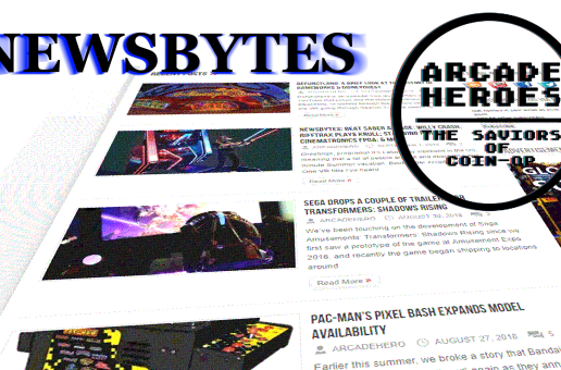 Newsbytes: More EAG 2020; RIP Konbo Arcade; Hawt Pink Club Unveil; USB Star Wars Yoke & More