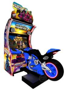 Super Bikes 3 by Raw Thrills