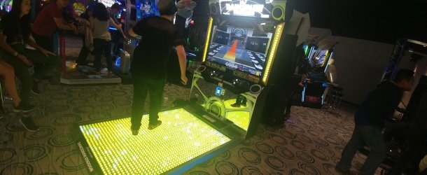 Konami's DanceRush Stardom Gets A Limited Release Stateside Via Round1 USA