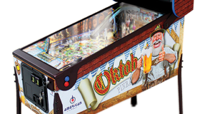 Second Entry For American Pinball Is Oktoberfest: Pinball On Tap