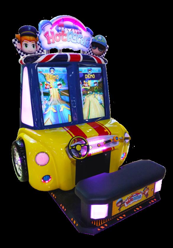 Hot Racers by Sega