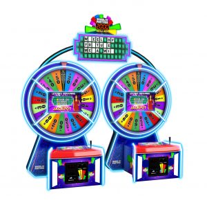 Wheel of Fortune videmption by ICE
