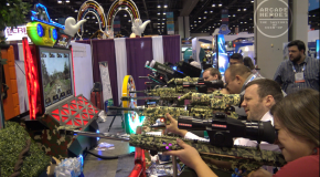 IAAPA 2018 Wrap-Up #3 – Games From UNIS, Capcom, Team Play, Touch Magix, Trio Tech & More