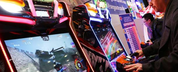 Sega Amusements Announces Game Line-Up For Amusement Expo 2019