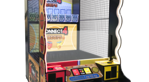 Bay Tek Entertainment Unveils Connect 4 Hoops HD