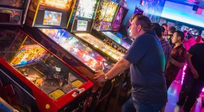 Location Watch: Wilcox Arcade, Player 1up, Stardust Pinbar, Mr. Pixels and More