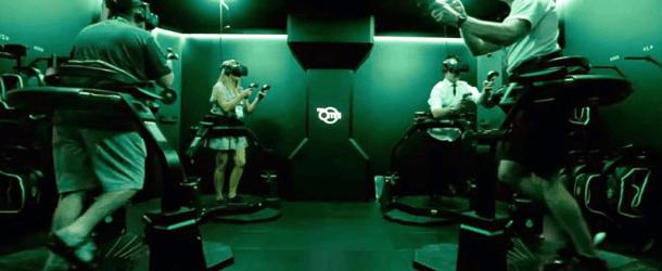Virtuix Announces $100k Prize Pool For 2020 Omni Arena eSports Series