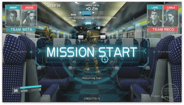 Mission: Impossible Arcade screenshot