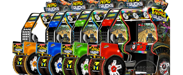 EAG Week: Final Nitro Trucks Cabinet; Upright For Transformers Shadows Rising & More