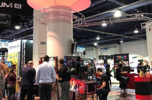 Newsbytes: Arcade & Pinball @ CES 2020; Arcade Sidekick & More
