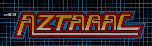 aztarac arcade marquee