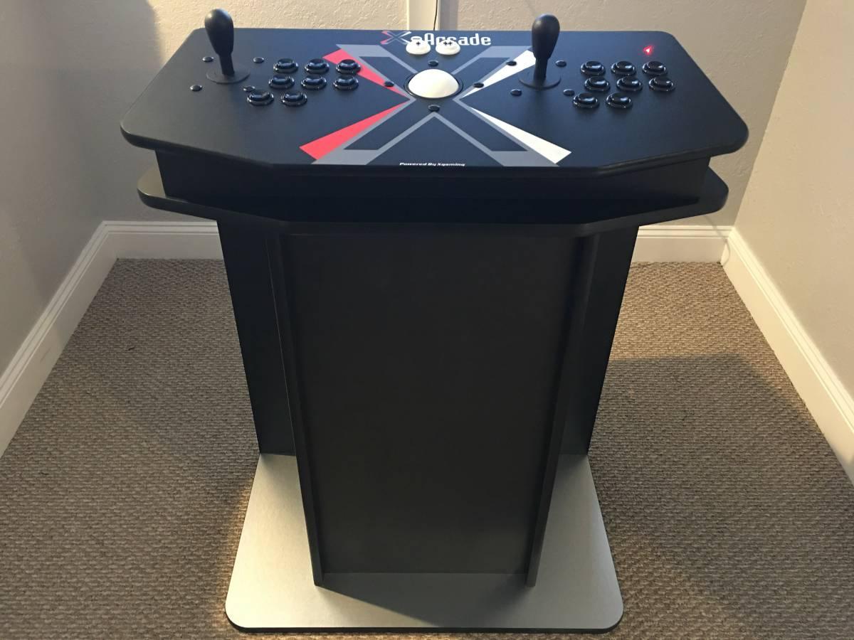 Diy kit wiz x arcade 2tb arcade pc pedestal system do it yourself diy kit solutioingenieria Image collections