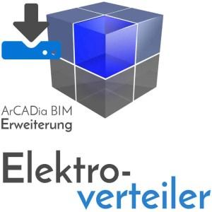 ArCADia BIM - Erweiterung Elektroverteiler - Download