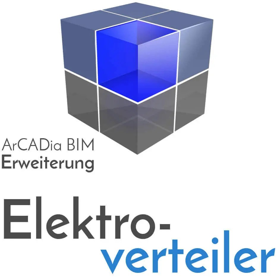 ArCADia BIM - Erweiterung Elektroverteiler