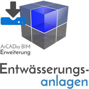 ArCADia BIM - Erweiterung Entwässerungsanlagen - Download