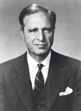 Prescott Bush, one of the men implicated in the Business Plot.