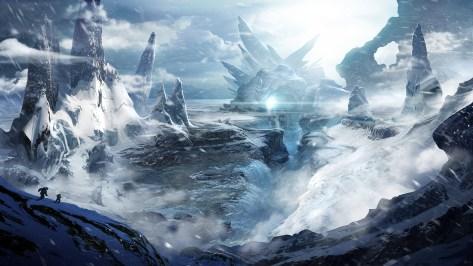 Snowscape 1