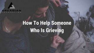 grief therapist in ct
