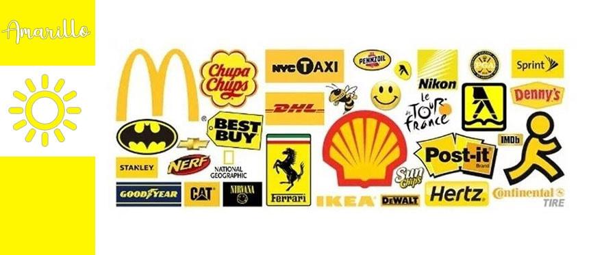 psicologia del color en el marketing color amarillo-min