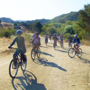 Beach and mountain biking tours Los Angeles
