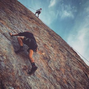 NATURE NOW Rock Climbing Youth Training Program at Malibu Creek State Park | arc Adventure