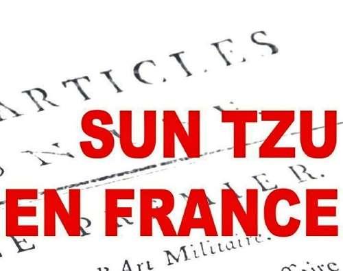 """Sun Tzu en France"" en parle"