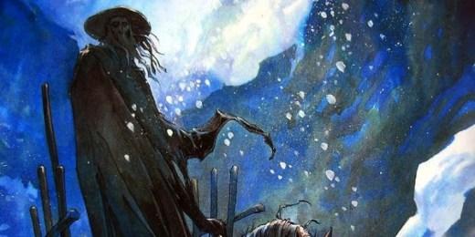 Les contes l'Ankou bande dessinée - L'Ankou le messager de la Mort