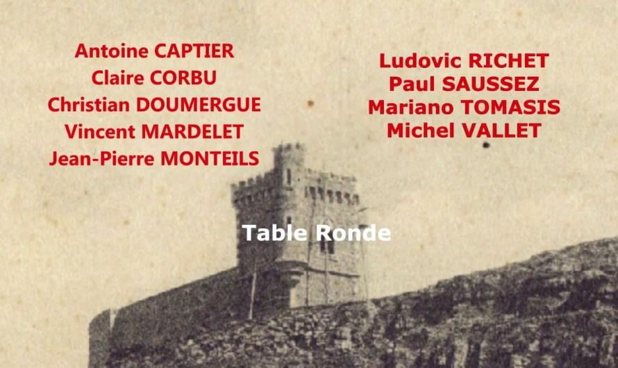 Regards sur Rennes le Château – Table ronde