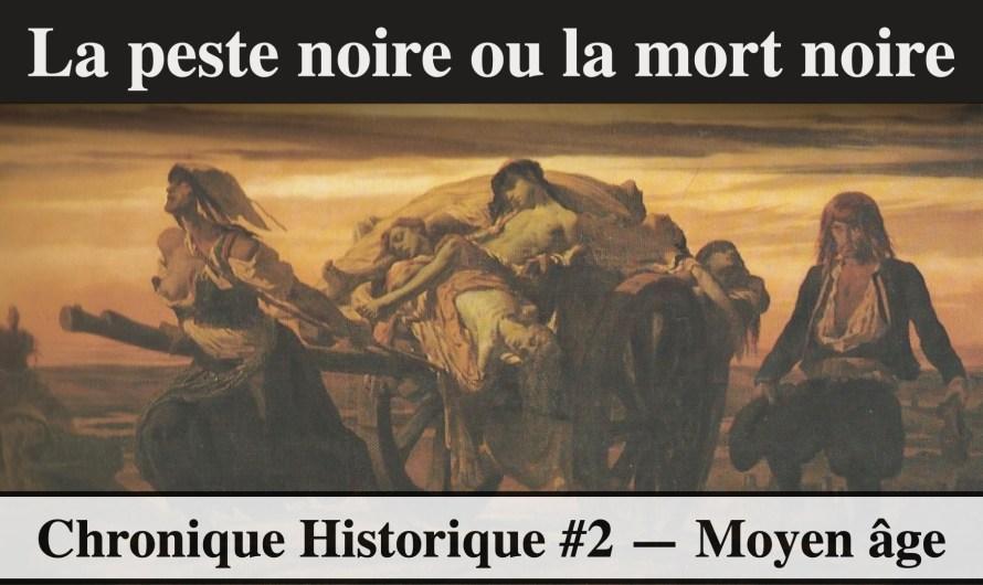 La grande peste noire – #Vlog Historique