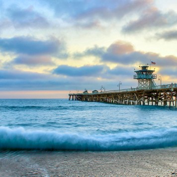 Pier – Brian Eberly Photogrpahy