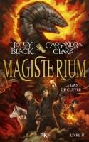 Magisterium Tome 2 : Le Gant de cuivre