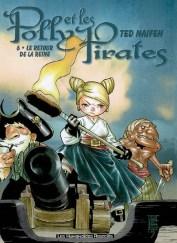 Polly et les pirates Tome 6
