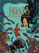 Hâsib et la reine des serpents un conte des mille et une nuits