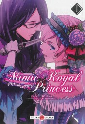 Mimic Royal Princess Tome 1