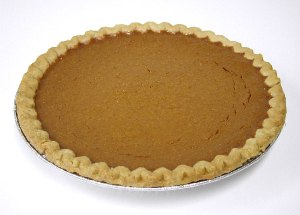 Pumpkin Pie image