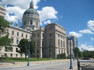 Indiana State Capitol Building image