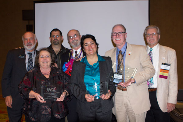 NCE Award Winners 2011