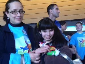 Wings for Autism participants 2