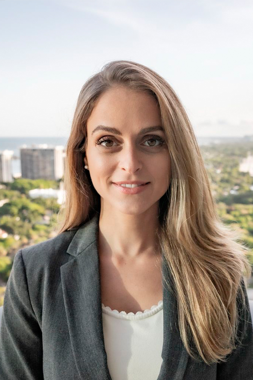 Picture of Attorney Bruna