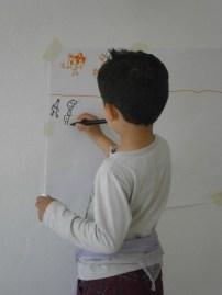 Consultation individuelle pour enfants - Thérapie artistique.