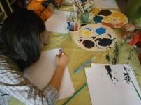Atelier art-thérapie - Arc en Ciel en Soit.