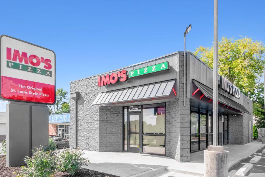 Imo's Pizza - Kansas City, KS