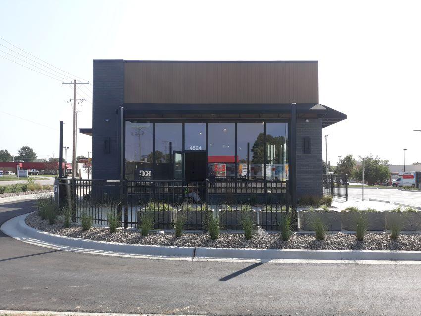 Starbucks Leavenworth 10-8-20