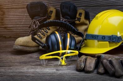 Build a construction safety program.