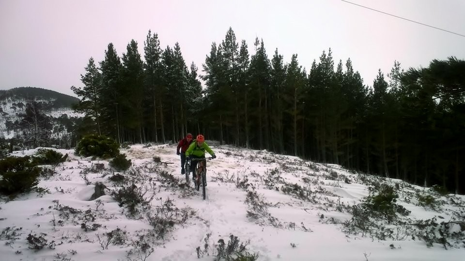 biking in snow 5