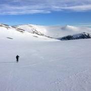 cairngorms ski tour