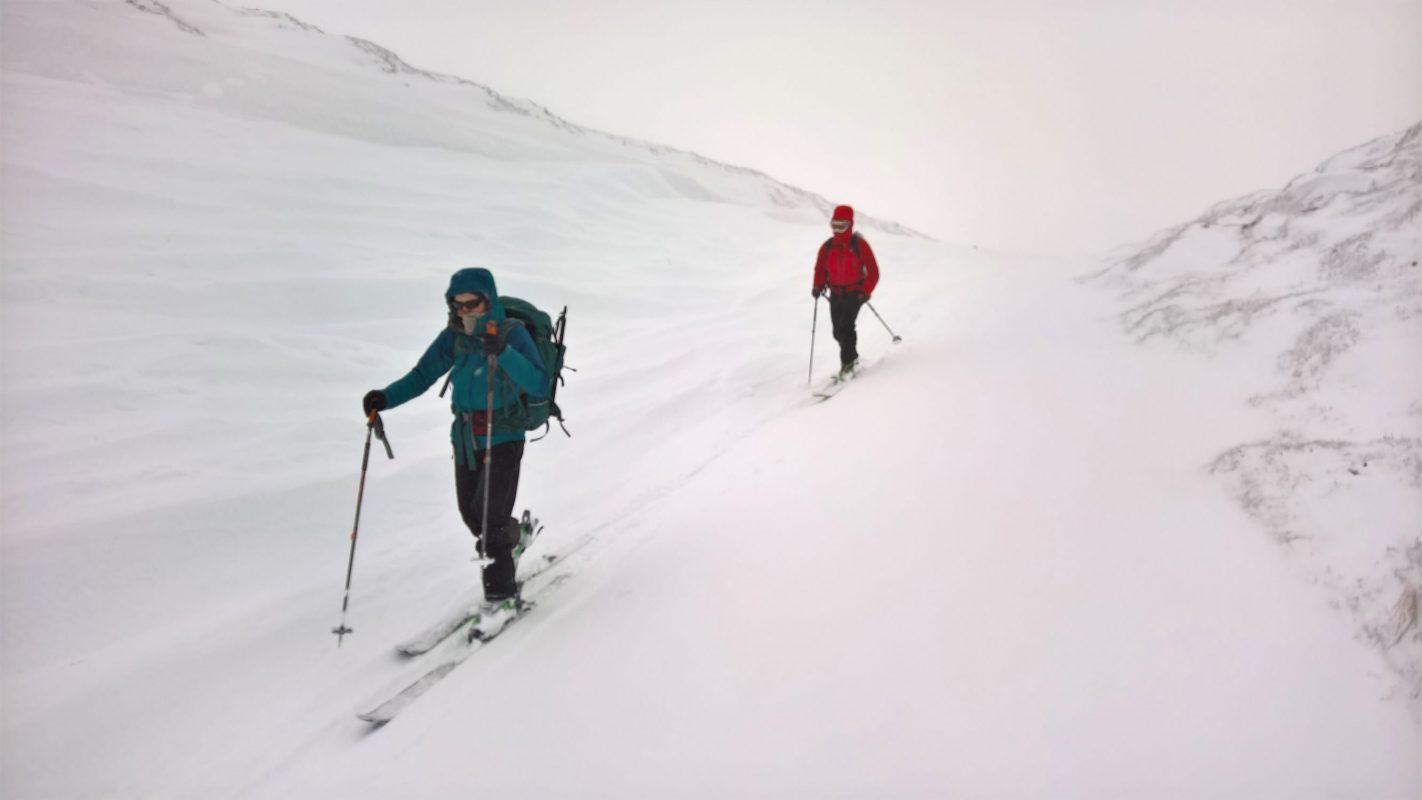 introduction to ski touring